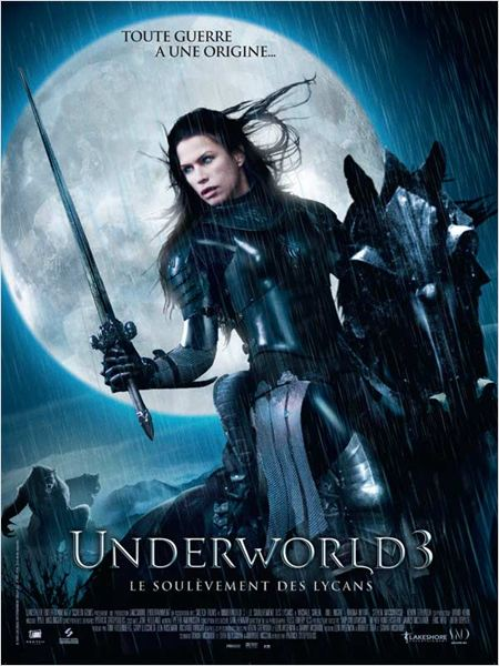 Underworld 3 : le soul?vement des Lycans (AC3) [FRENCH] [BRRIP] [MULTI]