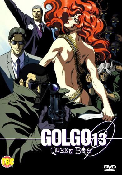 [MULTI] Golgo 13 - Film 2 - Queen Bee [VOSTFR][DVDRIP]