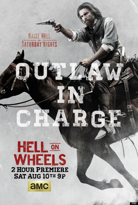 Hell On Wheels : l'Enfer de l'Ouest – Saison 3