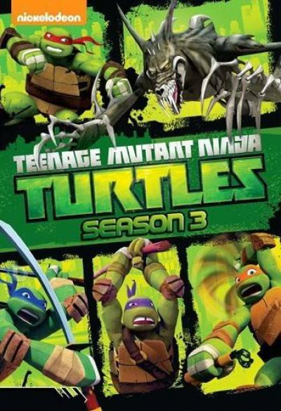 Teenage Mutant Ninja Turtles (2012) – Saison 3