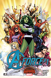 A-Force - Tome 1