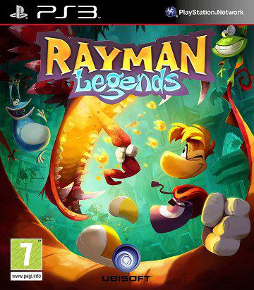 [MULTI] Rayman Legends[FR][PS3]