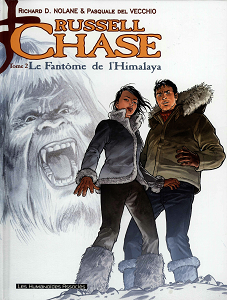Russel Chase [Tome 02] [BD]