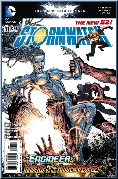 Stormwatch Complet 31 Tomes [COMIC][MULTI]