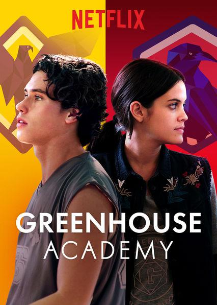 The Greenhouse – Saison 1