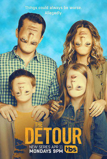The Detour – Saison 1