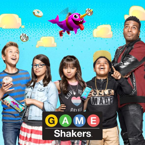 Game Shakers Saison 2