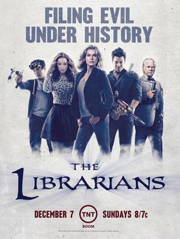 The Librarians (US) – Saison 1