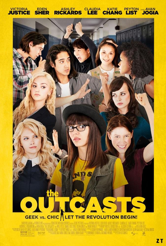 The Outcasts FRENCH Webrip