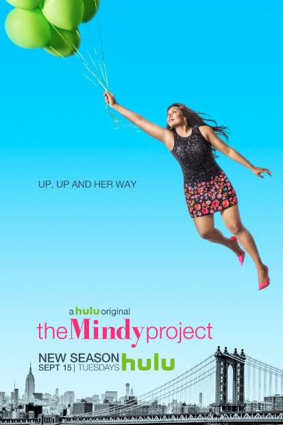 The Mindy Project Saison 4 en streaming