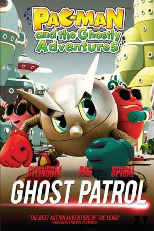 Pac-Man And The Ghostly Adventures: Ghost Patrol (Pace4)