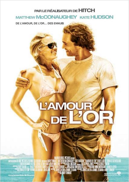 L'Amour de l'or (AC3) [FRENCH] [BRRIP] [MULTI]