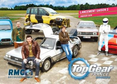 Top Gear France Saison 2 vf