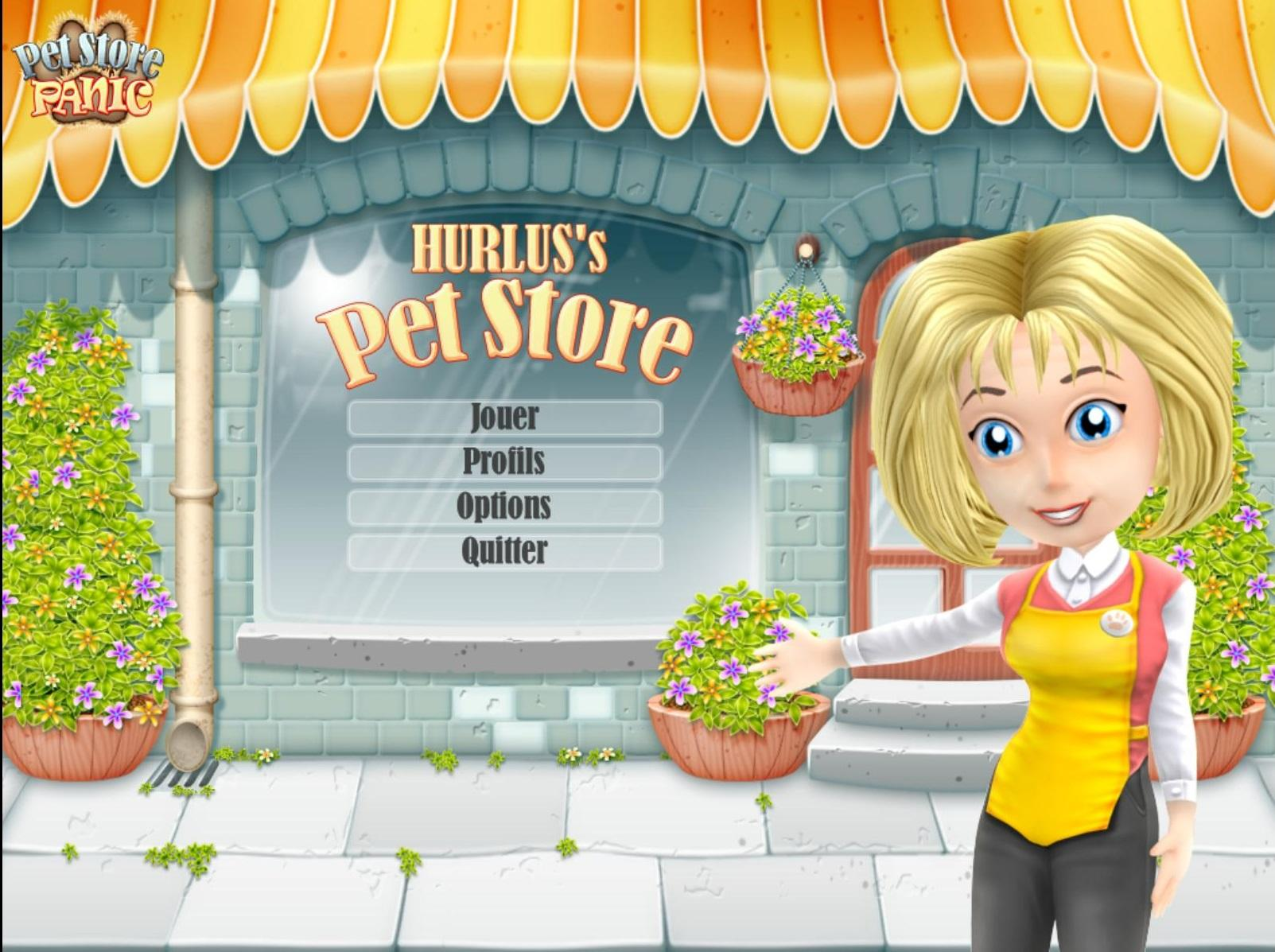 Pet Store Panic [PC] [MULTI]