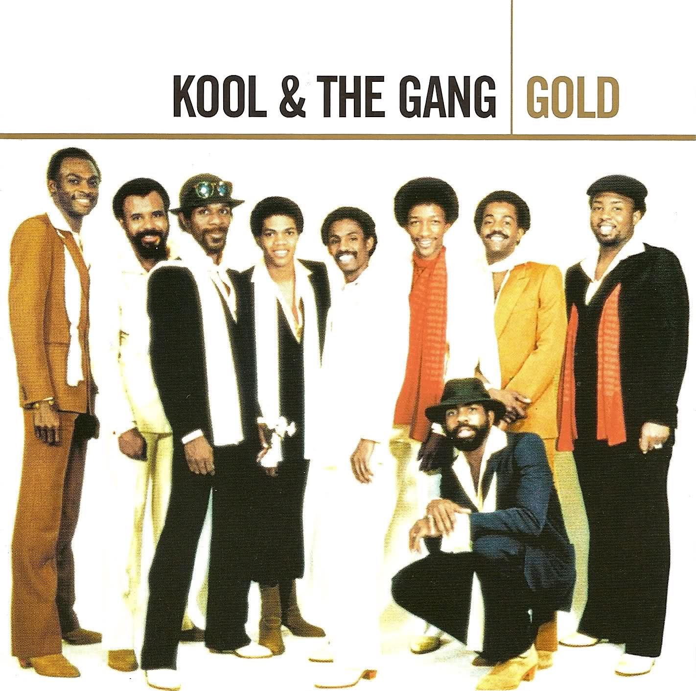 Kool and The Gang - Gold (2005)