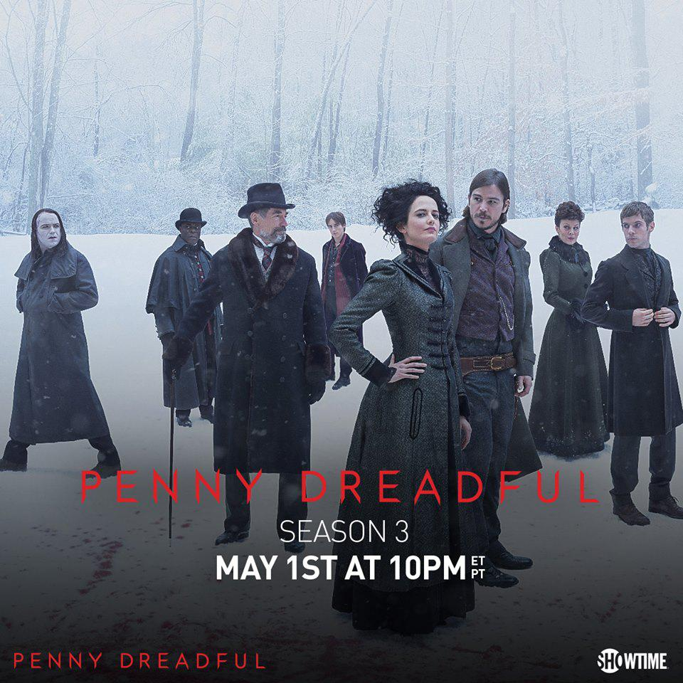 Penny Dreadful – Saison 3