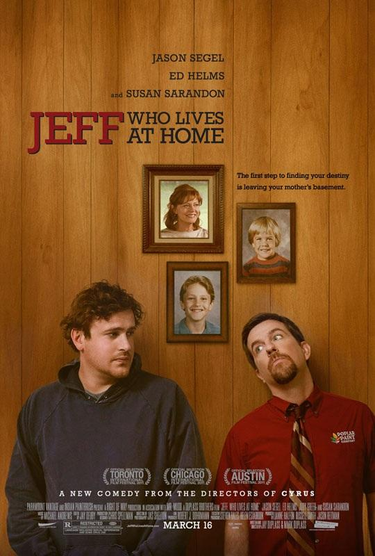 [MULTI] Jeff Who Lives at Home [VOSTFR][DVDRIP]