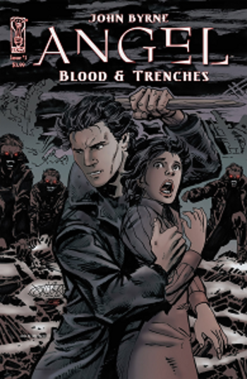Angel - Blood &Trenches - Tome 1