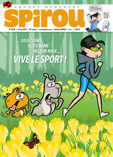 Le Journal de Spirou No.4022