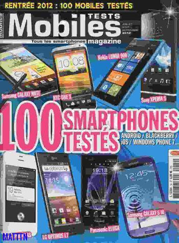 Tests mobiles Magazine No.14