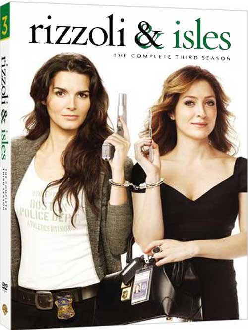 Rizzoli and Isles – Saison 3 (Vostfr)