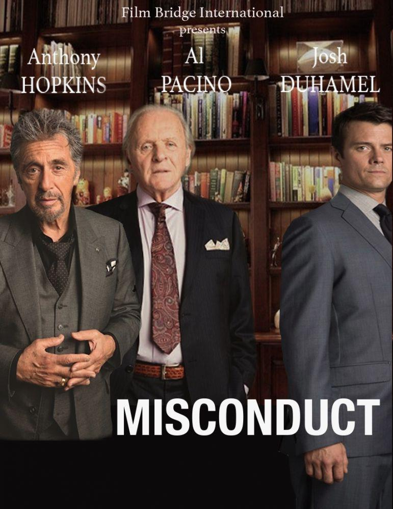 Misconduct (Manipulations) Vostfr