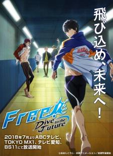 Free! Dive to the Future Vostfr