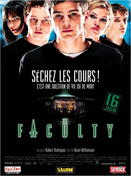 The Faculty [BRRIP] [TRUEFRENCH] [MULTI]