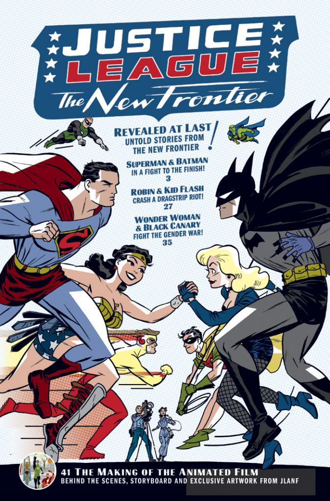 [MULTI] Justice League: The New Frontier [VOSTFR][BDRIP]