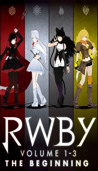 RWBY Volume 1-3: The Beginning – Saison 1