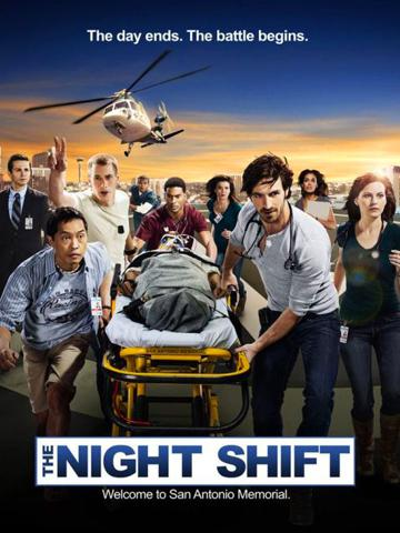 The Night Shift  Saison 2 en streaming