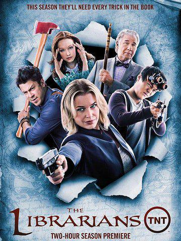 The Librarians – Saison 2
