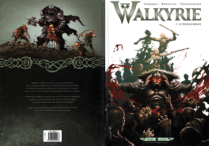 Walkyrie-Tome 2
