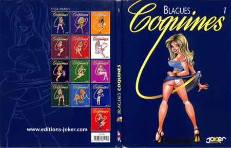Blagues Coquines - Tome 1