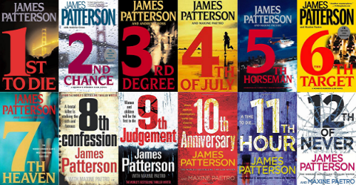 James Patterson - Women's Murder Club - Tome 1 A 11