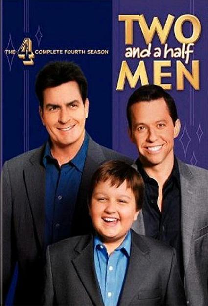 Two And A Half Men ( Mon Oncle Charlie ) – Saison 4