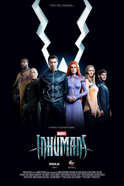 Marvel's Inhumans - Saison 1 [02/??] FRENCH | Qualité HD 720p