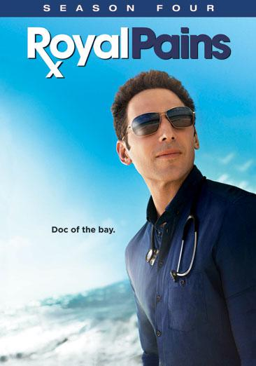 Royal Pains - Saison 1 a 4 Complete [FRENCH-DVDRIP]