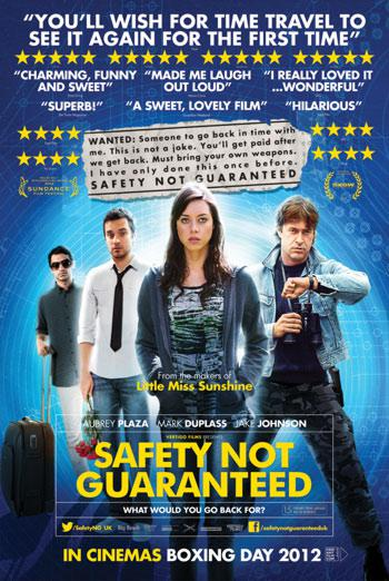 Safety Not Guaranteed (Vostfr)