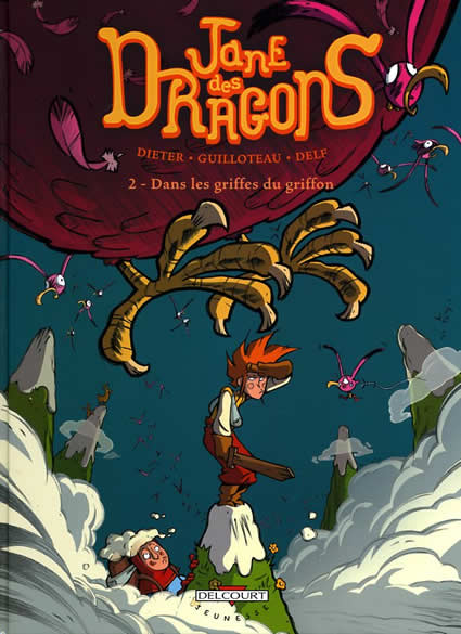 Jane des Dragons Tome 2