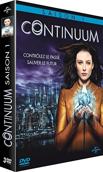 Continuum - Saison 1 [10/10] Complete FRENCH | Qualité BDRIP LD