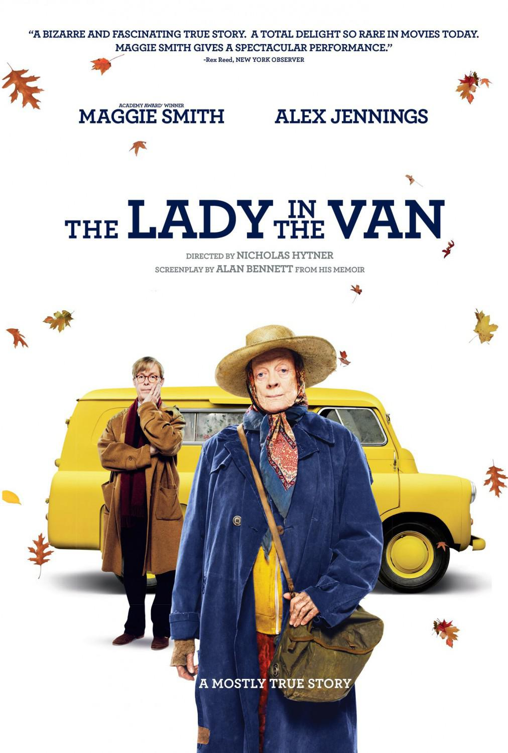 The Lady In The Van (Vostfr)