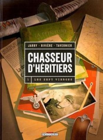 Chasseur d'h�ritiers [Tome 02] [BD]