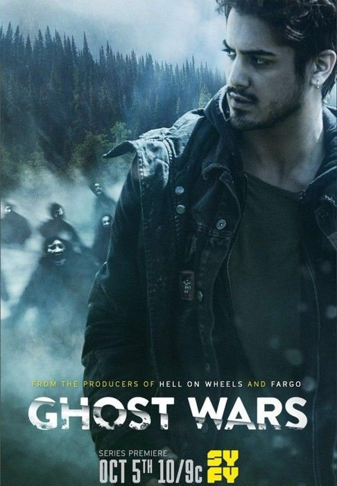 Ghost Wars - Saison 1 [COMPLETE] [13/13] FRENCH | Qualité Webrip