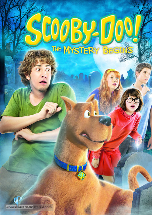 Scooby Doo The Mystery Begins