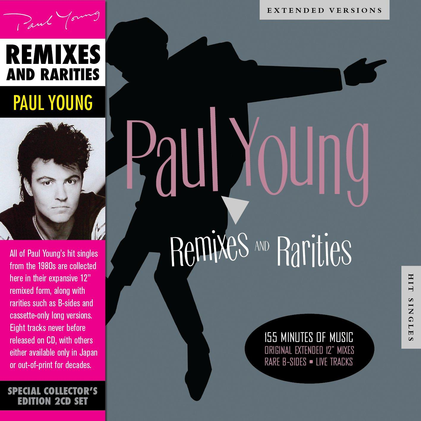 Paul Young - Remixes and Rarities (2013) [MULTI]
