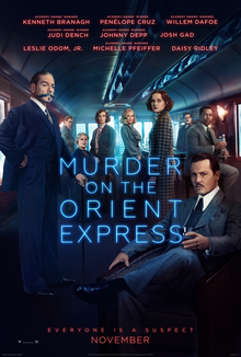 Murder on the Orient Express (vo)