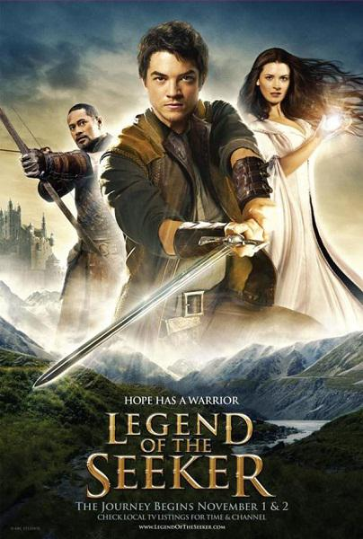 Legend of the Seeker : l'Épée de vérité – Saison 1