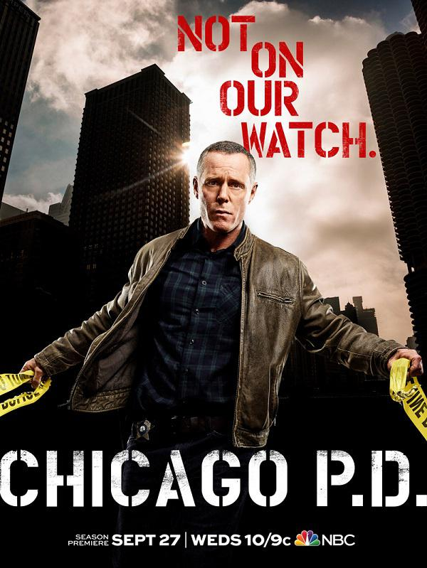 Chicago PD Saison 5 VOSTFR