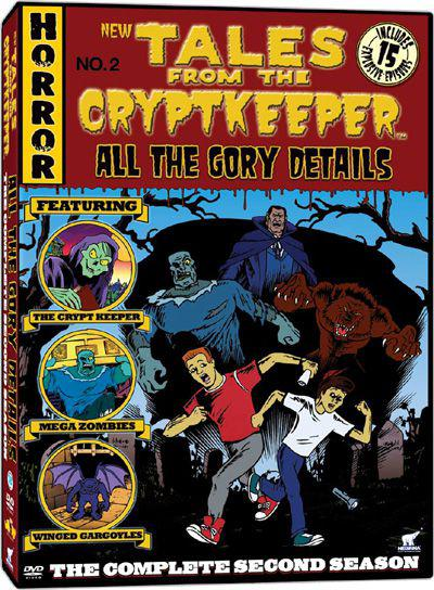Crypte Show / Tales from the Cryptkeeper – Saison 2